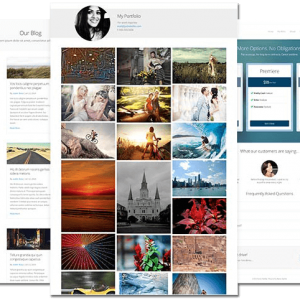 Content Page Designs