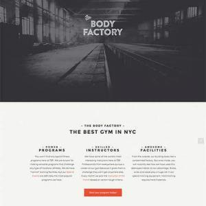 body factory template