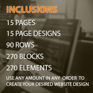 custom built cateaxgories eco 15 pages