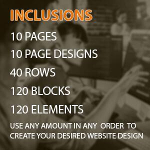 custom built categories special 10 pages