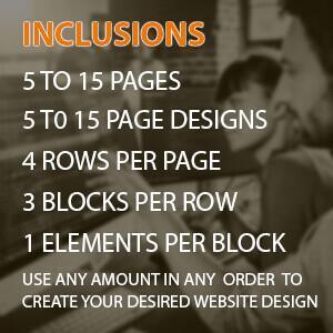 Custom Website Specials