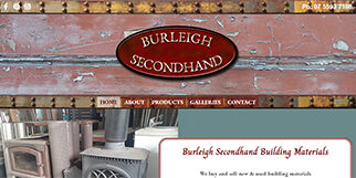 burliegh secondhand project banner