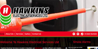hawkins electrical services desktop-view